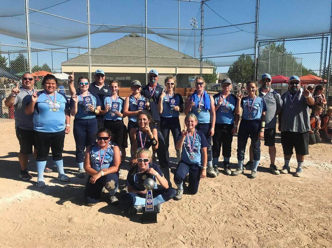 Congrats to our 12U SuperNovas on their first National Title