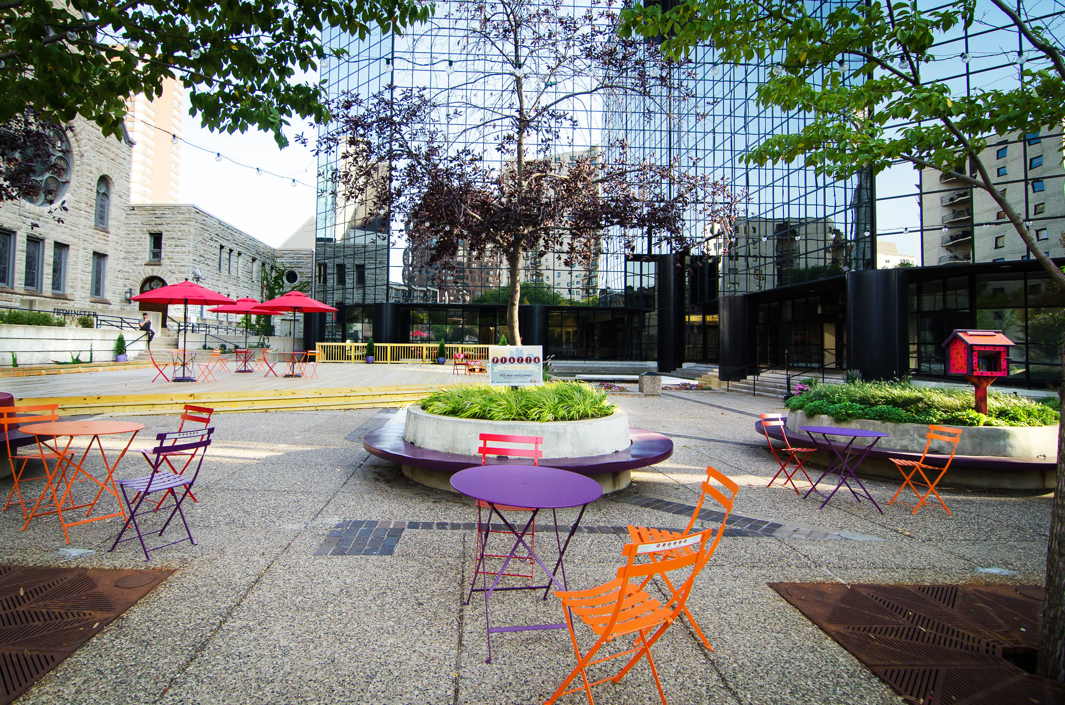 Piazza On The Mall - Minneapolis