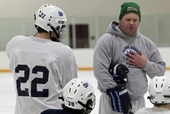 MN H.S.: Family, Big Dreams Have Blaine Coach Off To Brainerd