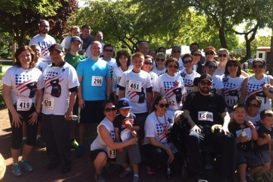 TEAM DAN GOT FREEDOM 5K/10K