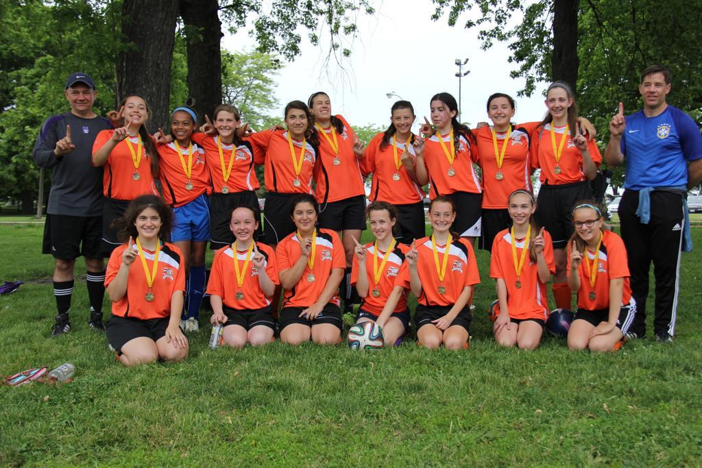Soccerfest 2014 Champs