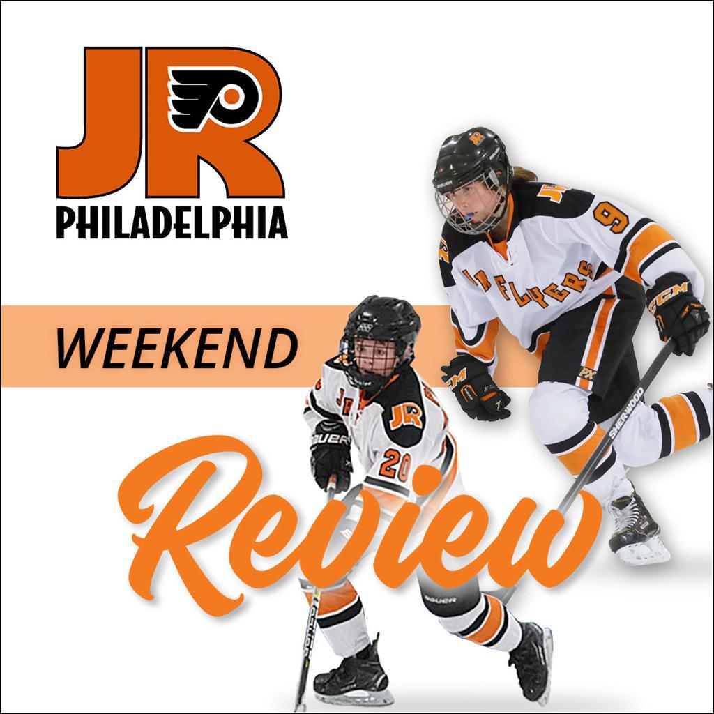 Jr. Flyers Weekend Review – October 18 - 20, 2019