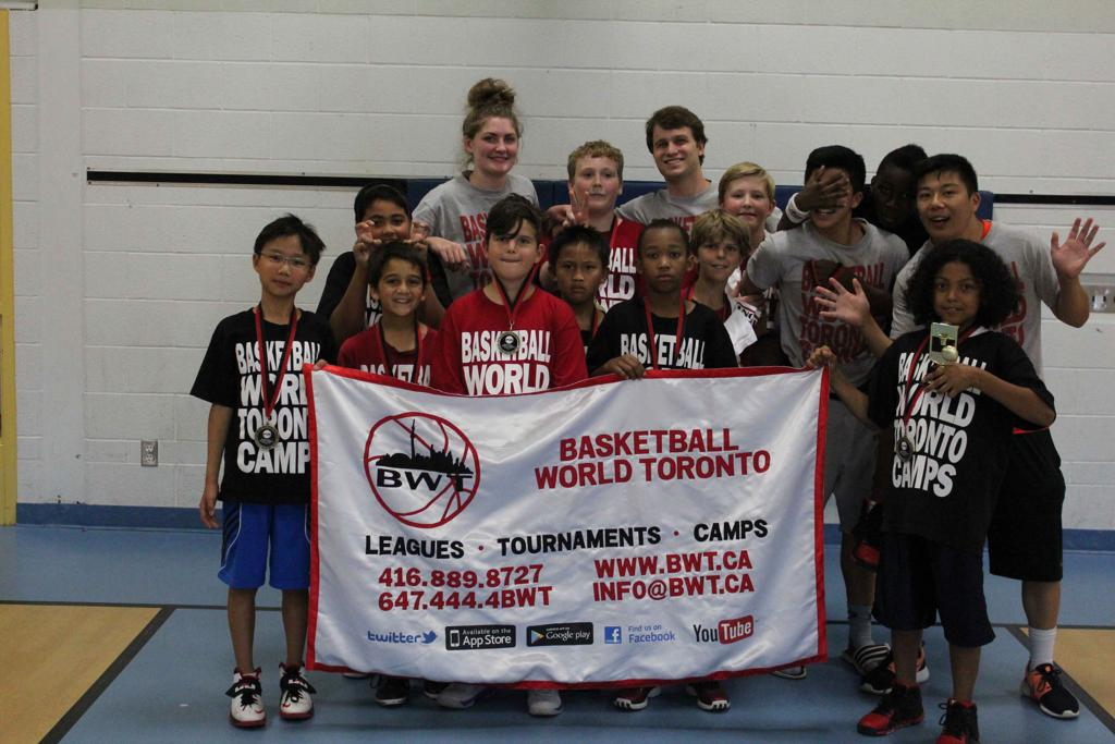 Check Out All Of The Pictures From BWTs Youth Summer Camps 2014