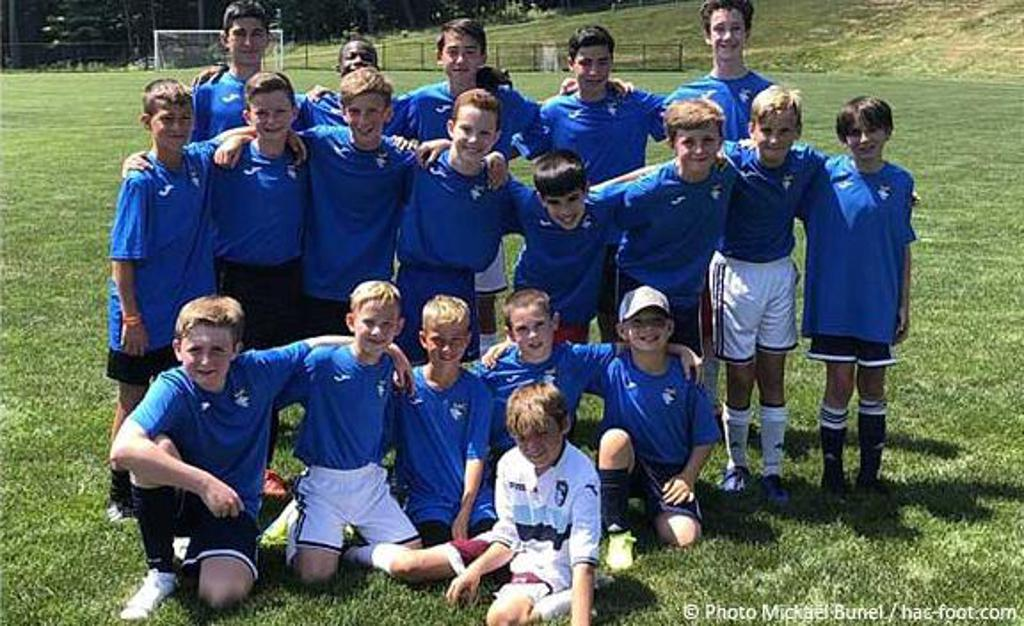 Shoreline United featured on Havre Athletic Club website.