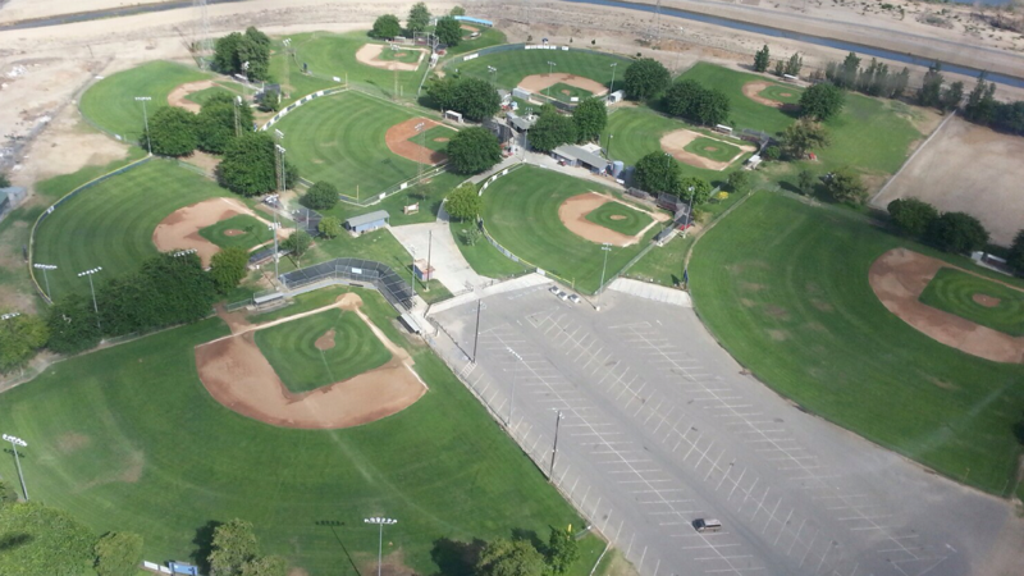Our Beautiful Fields at NW Baseball
