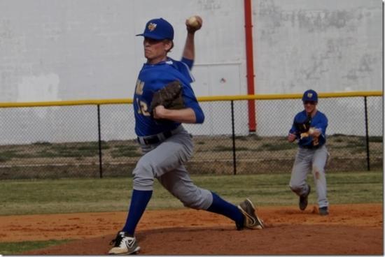Fort Mill JV Baseball