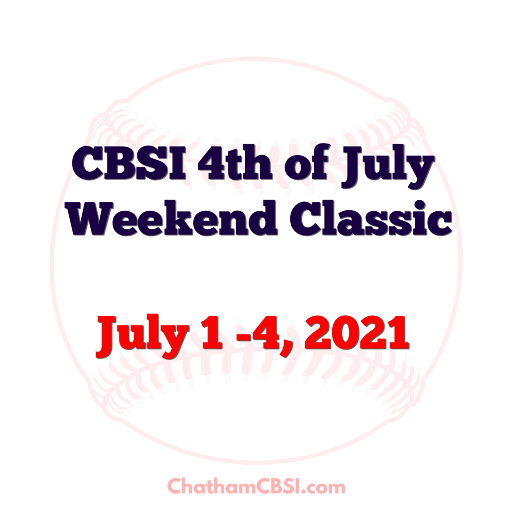 CBSI Chatham IL youth baseball