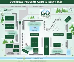 program schedule and map