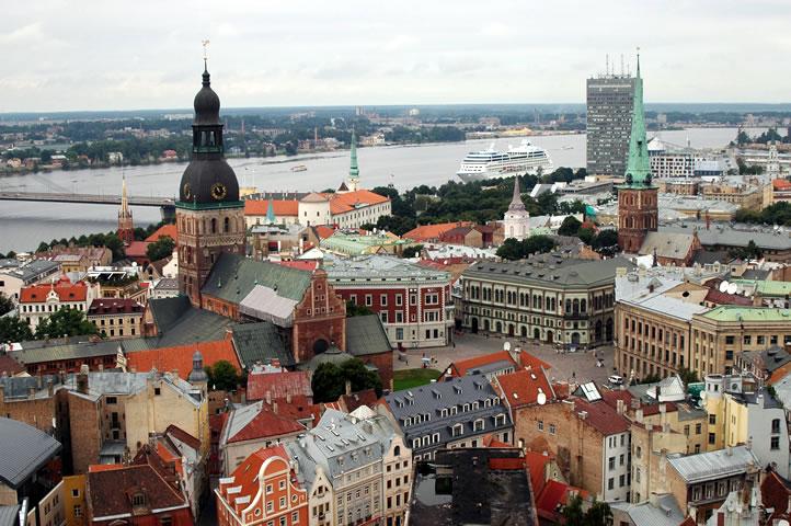 Riga latvia City Tour Riga Latvia