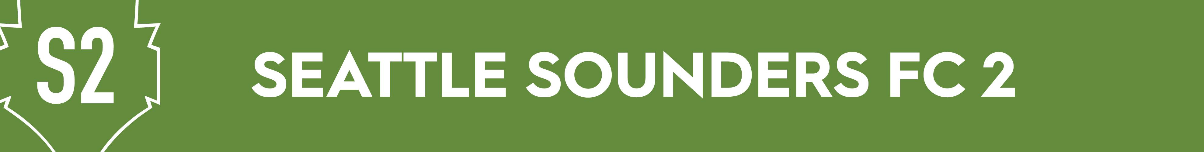 2017 seattle sounders fc 2 schedule