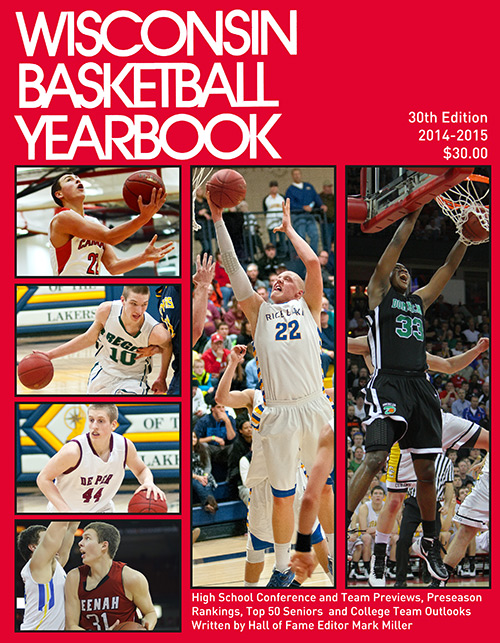 Wisconsin Basketball Yearbook Cover Old Is New Again