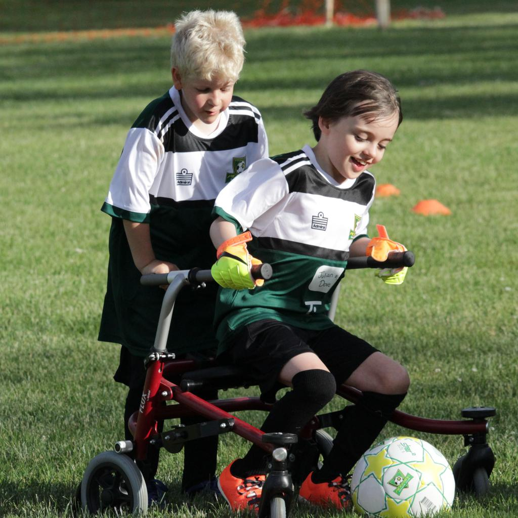 All Abilities Children Playing