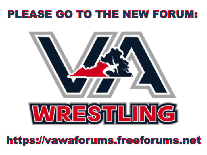 """NEW"" FORUM IS UP AND RUNNING"