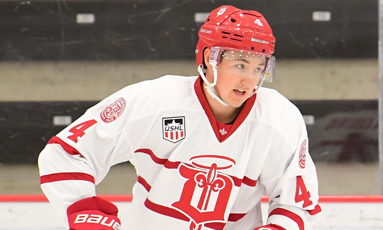 USHL: Simon Kjellberg Commits To RPI