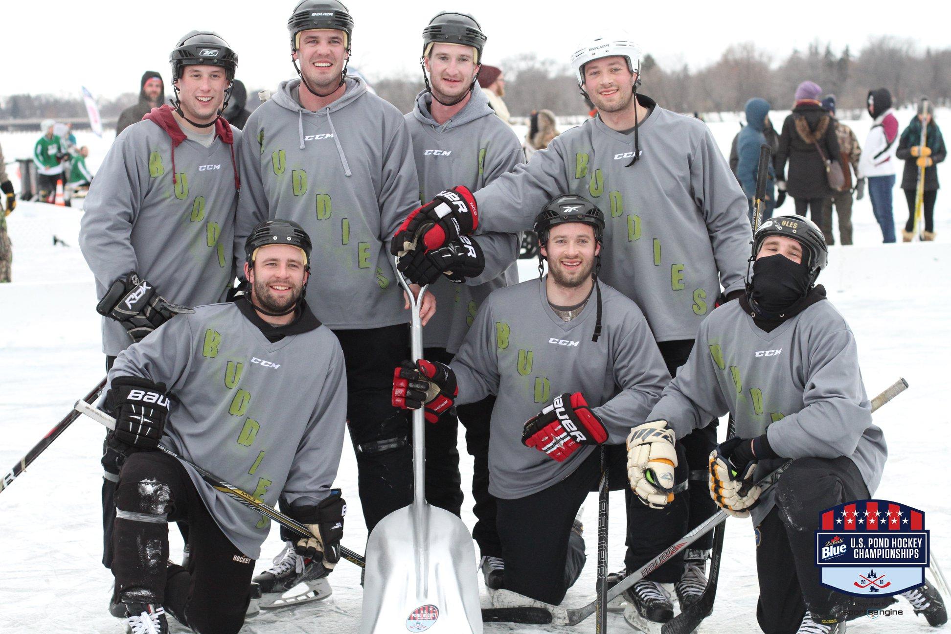 USPHC Cedar Champions: Boozy Buddies