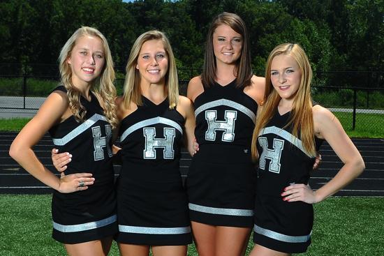Hough Cheerleading