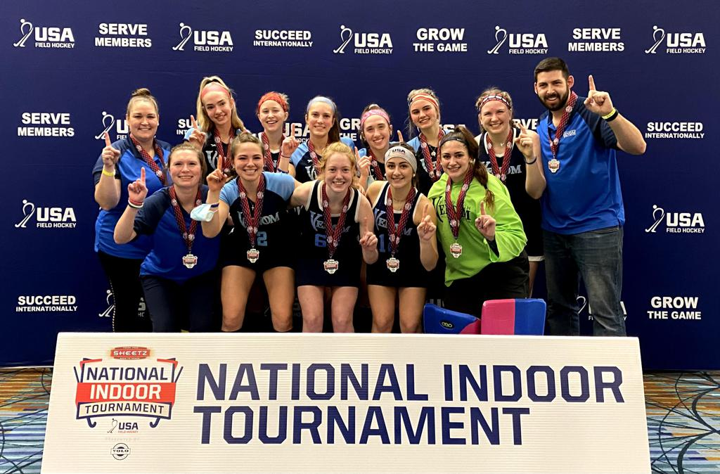 2021 USAFH NIT Pool U U19 National Champions!