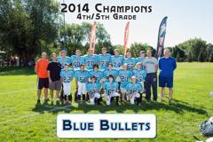 2014 Blue Bullets