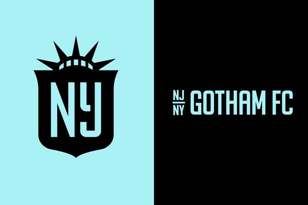 Sky Blue FC unveils new logo and identity NJ/NY Gotham FC