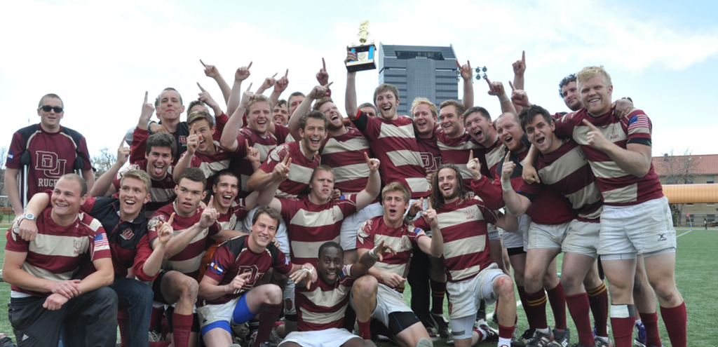 University of Denver - 2013 NSCRO PacWest Champions