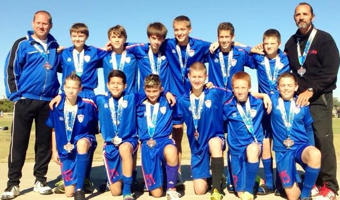 01 Boys Finalist in Premiere Cup