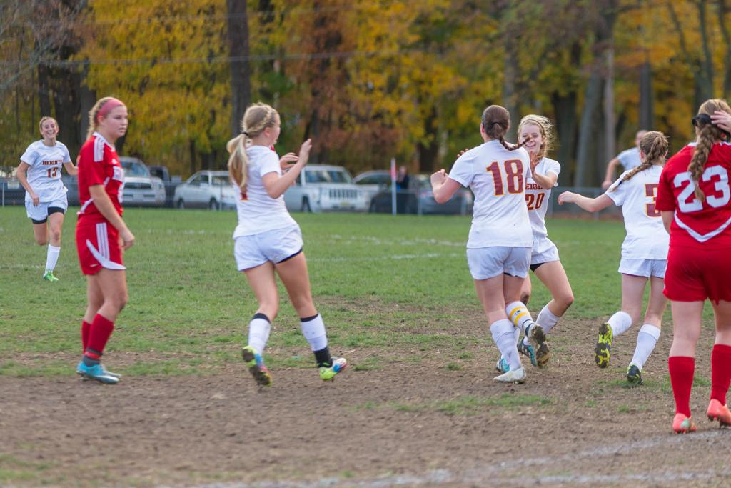 haddon heights girls Haddon heights soccer club offers recreational and travel soccer to haddon heights and surrounding communities.
