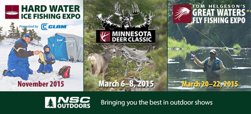 NSC Outdoors - Bringing you the best in outdoor shows