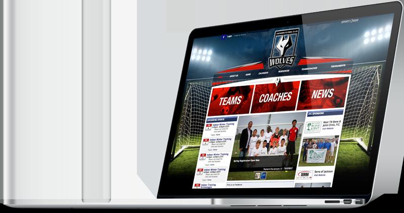 Sport Ngin Sitebuilder