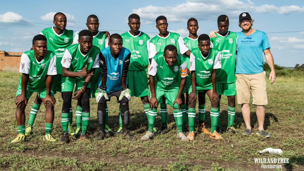 Estrela de Mahungo Crocodiles - Sponsored by Wild and Free Foundation
