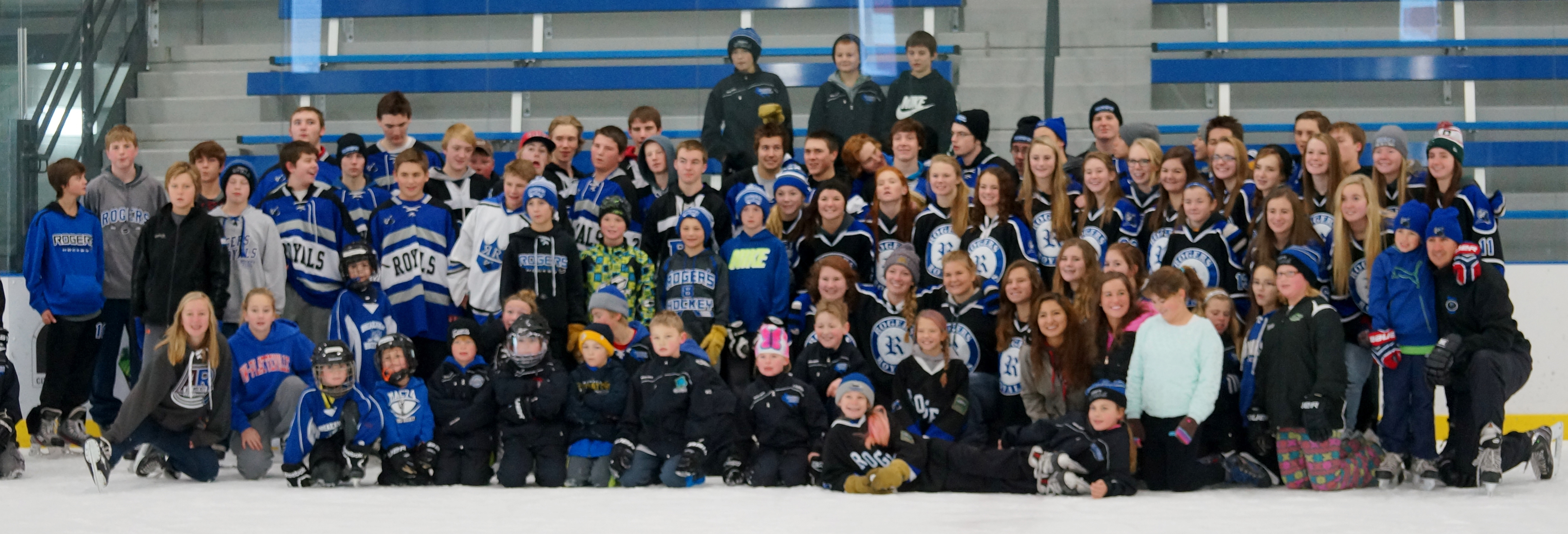 2014-2015 Skate with the Royals