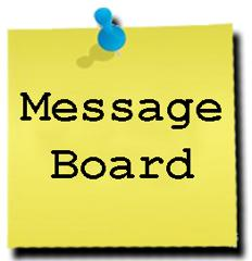 Use the message board to find a hitting partner, sell a racquet, etc!