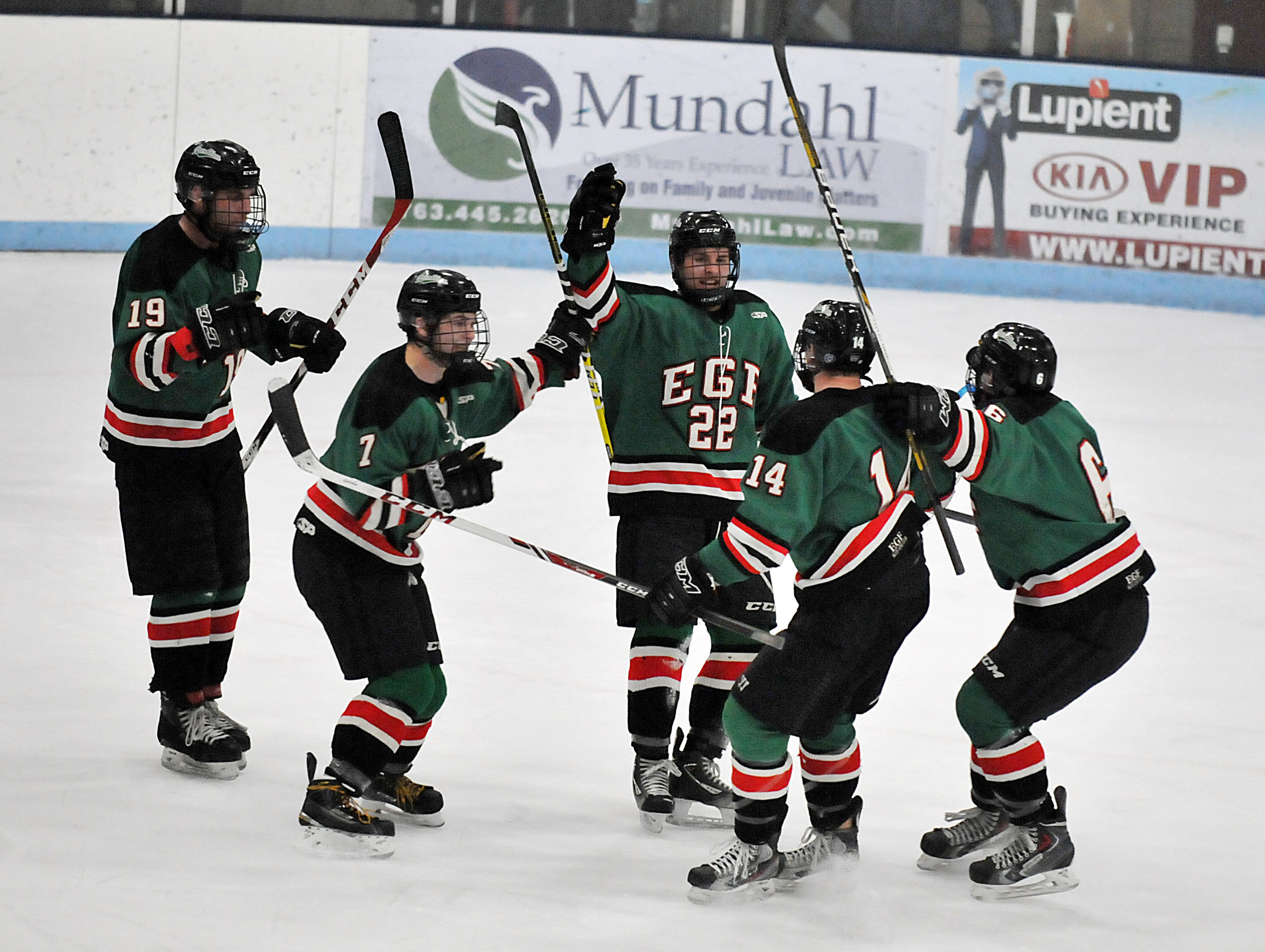 MN H.S.: Top Games - East Grand Forks Hosts Warroad In Compelling Outstate Matchup