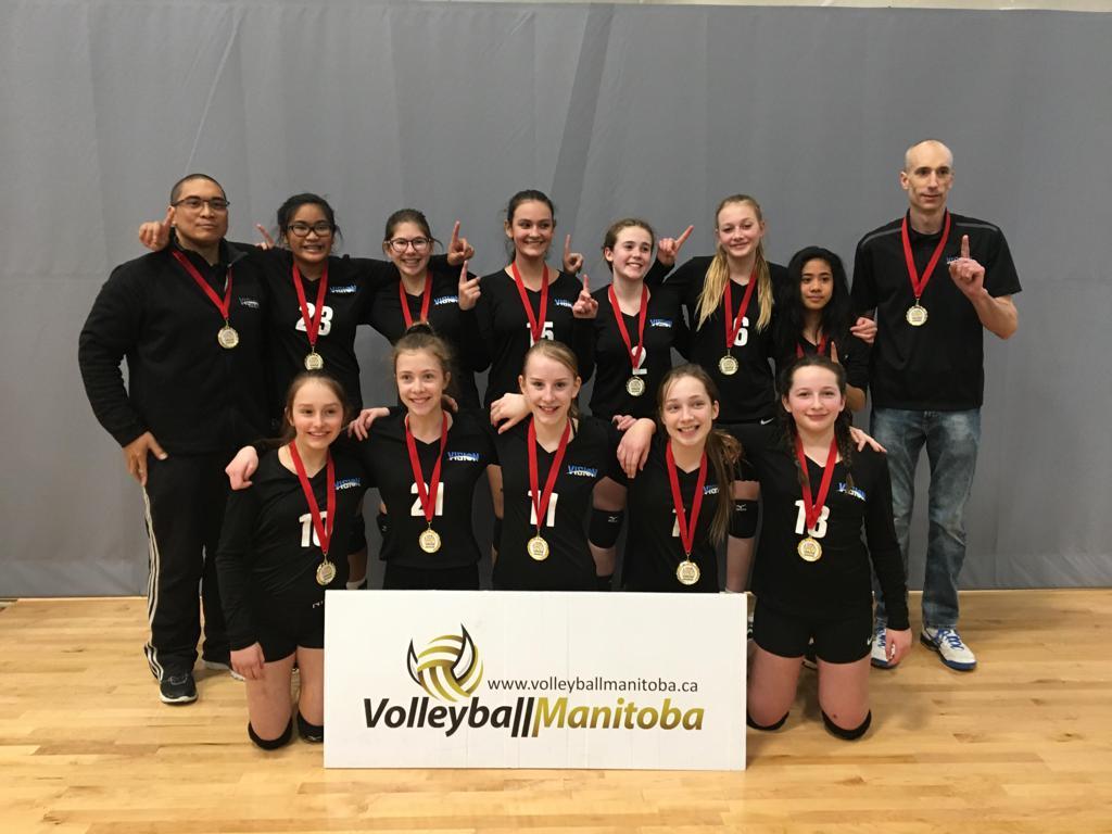 VSION Elite Provincial Champions
