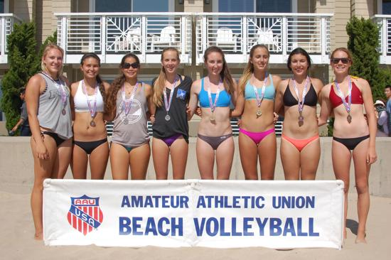 Southern Pacific Volleyball
