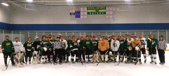 Gators Alumni Game Dec. 28, 2014