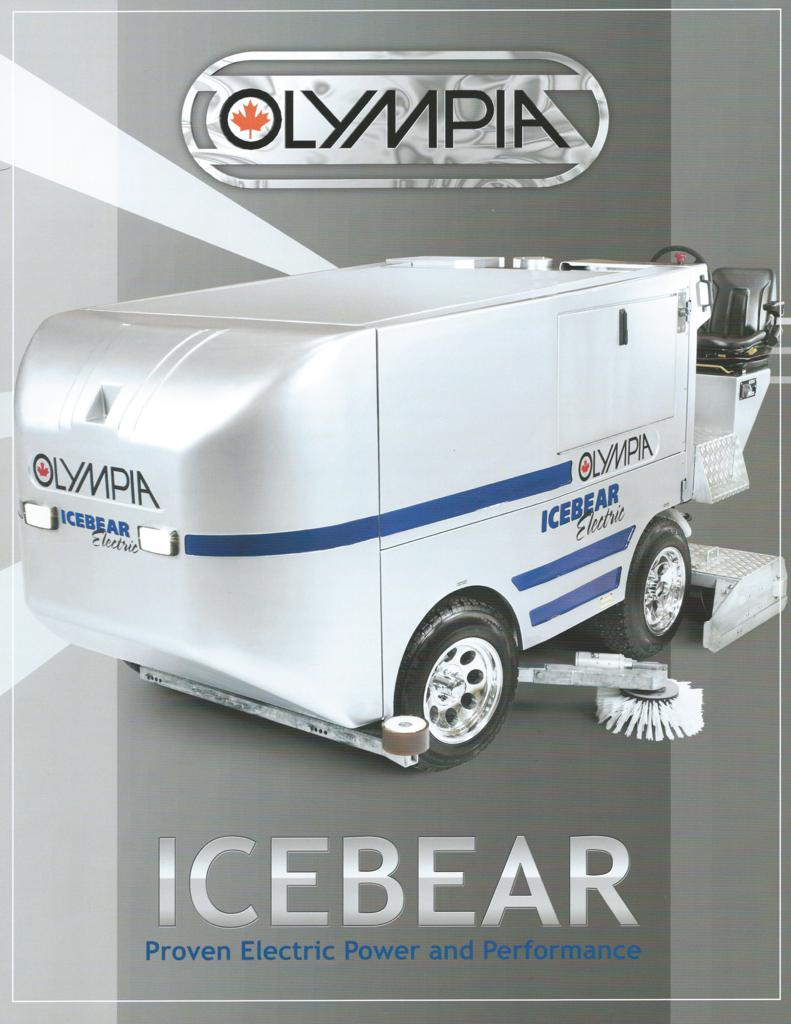 Click here to view specifications for Olympia IceBear