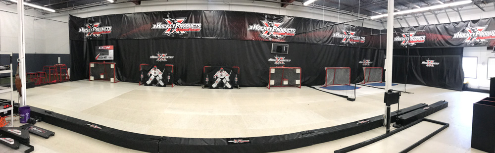 xHockeyProducts Training Facility