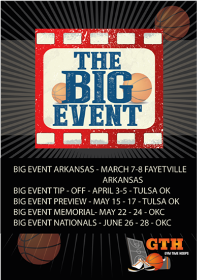 The Big Event Series of Tournaments