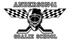 Craig Anderson Goalie Camps is a proud sponsor