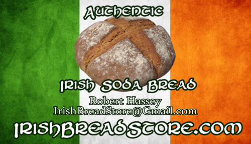 Irish Soda Bread In Mississauga at the Irish Bread Store. Gaelic Sports Teams love our IRISH SODA BREAD and DESSERT LOAF
