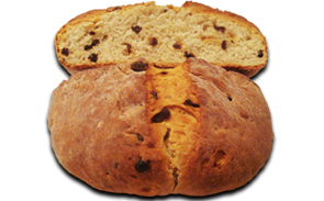 Dessert Loaf - Irish Soda Bread In Mississauga at the Irish Bread Store. Gaelic Sports Teams love our IRISH SODA BREAD and DESSERT LOAF