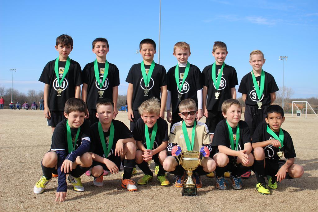 ESC '05 Academy Thunder, Champions at Orange Leaf tournament Mar 7&8
