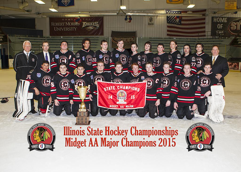 Ne falcons midget hockey