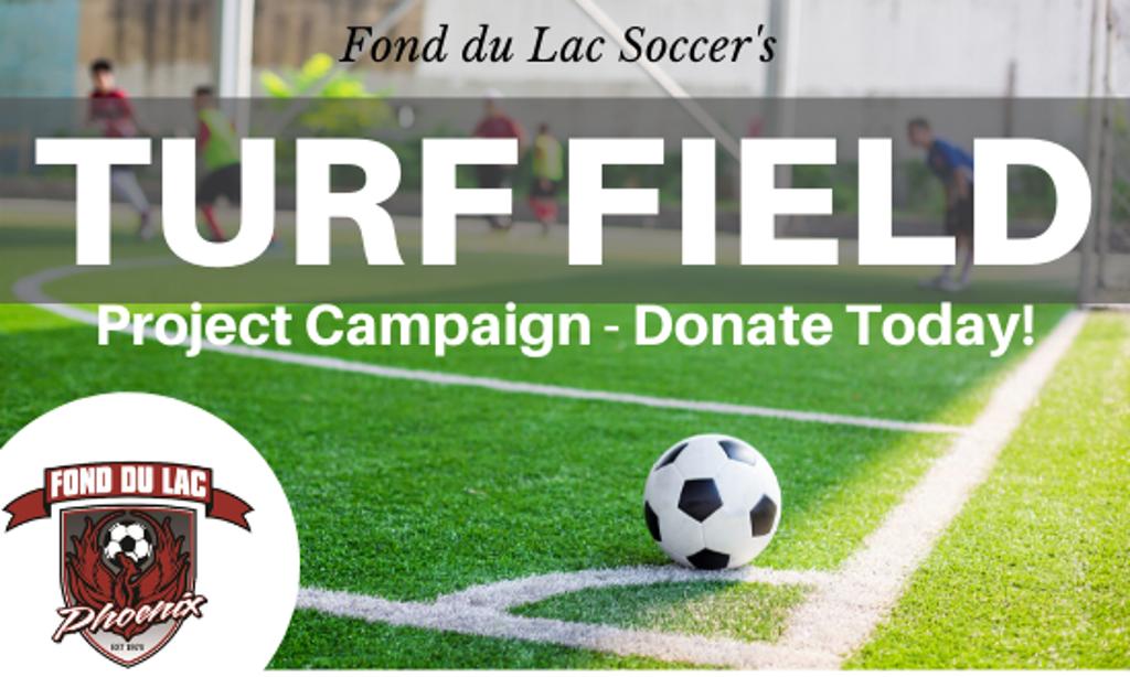 Fondy Soccer Turf Field