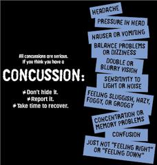 Concussions Amp First Aid