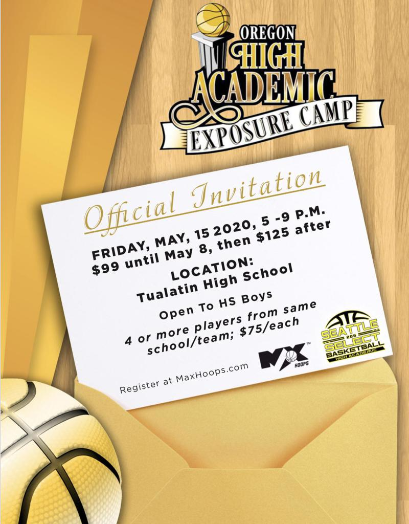 Basketball Showcase for High Academic Camp