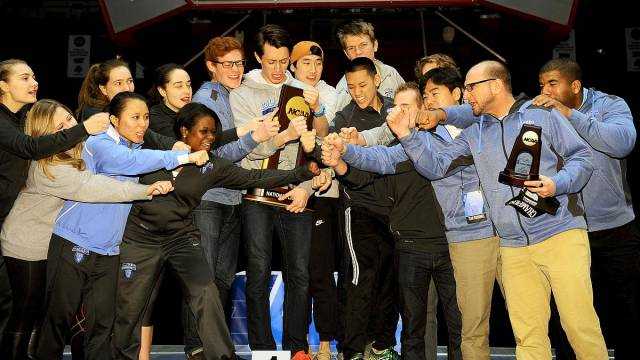 Watch The Ncaa Fencing Championships Highlight Show On