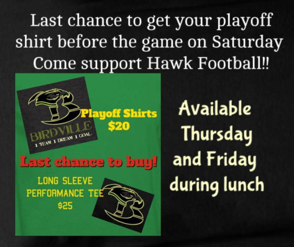 2018 Playoff T-Shirts