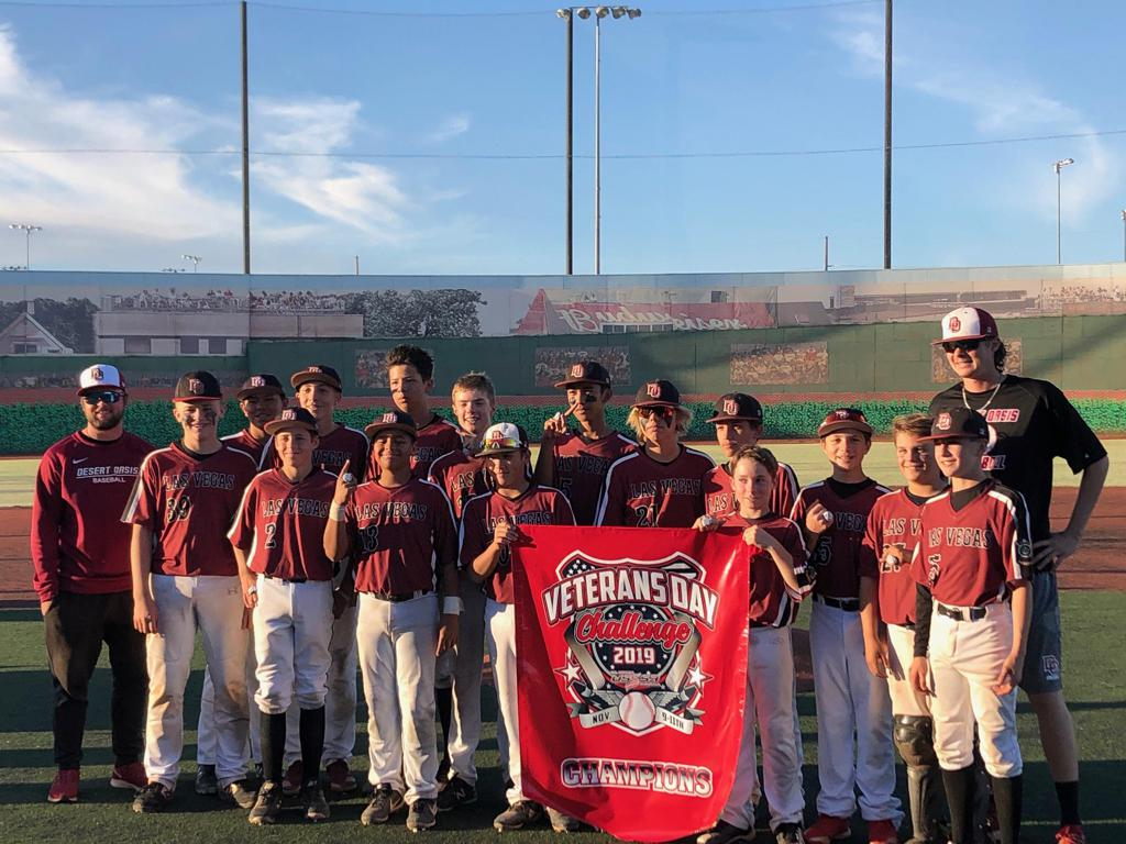 14 U Aces win Veterans Day Tournament