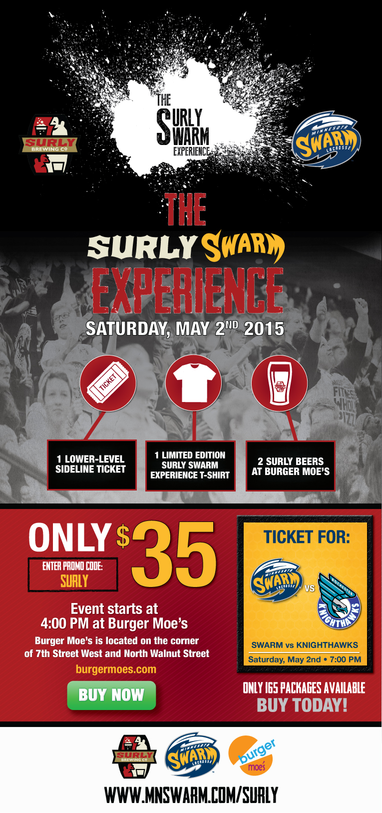 Surly Swarm Experience